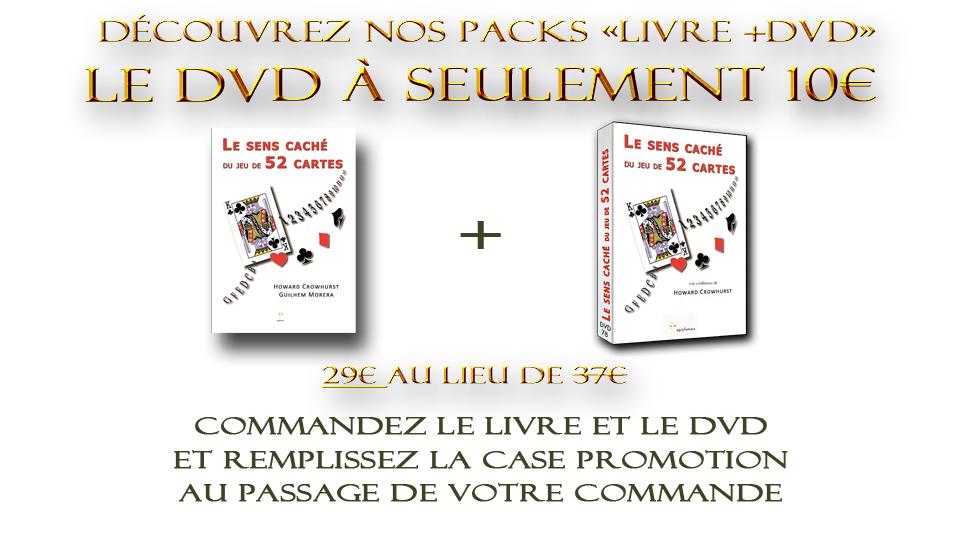 promo livre et dvd